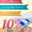 Wiosenna promocja na materace multi i luxpocket!