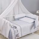 Dziecięce klimaty: kocyki, pościele, materace i łóżeczka