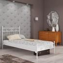 Łóżka kute- elegancja i wygoda